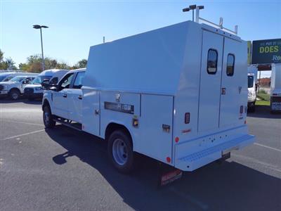 2020 Ford F-350 Crew Cab DRW 4x4, Reading Panel Service Body #MFU0514 - photo 5