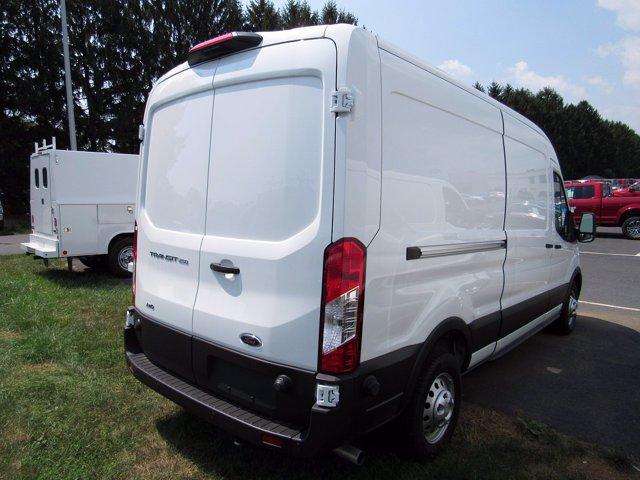 2020 Ford Transit 250 Med Roof AWD, Empty Cargo Van #MFU0520 - photo 2