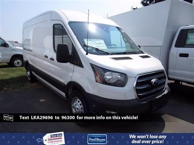 2020 Ford Transit 250 Med Roof AWD, Empty Cargo Van #MFU0520 - photo 1