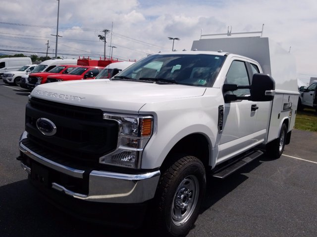 2020 Ford F-350 Super Cab 4x4, Reading Panel Service Body #MFU0523 - photo 4