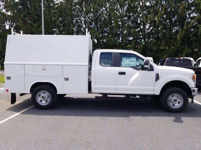 2020 Ford F-350 Super Cab 4x4, Reading Panel Service Body #MFU0523 - photo 8