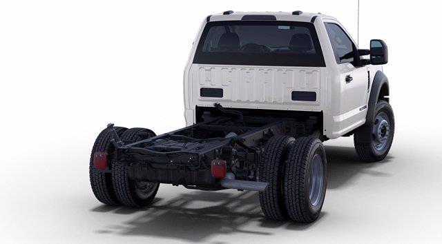 2020 Ford F-450 Regular Cab DRW RWD, Service Body #MFU0526 - photo 4