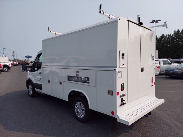 2020 Ford Transit 350 RWD, Reading Aluminum CSV Service Utility Van #MFU0540 - photo 5