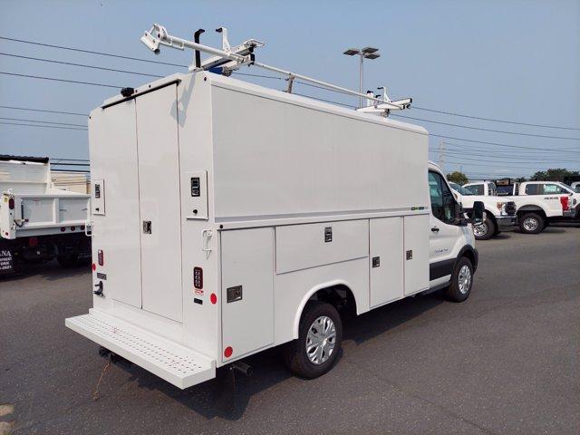 2020 Ford Transit 350 RWD, Reading Aluminum CSV Service Utility Van #MFU0540 - photo 2
