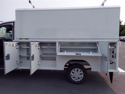 2020 Ford Transit 350 RWD, Reading Aluminum CSV Service Utility Van #MFU0540 - photo 7