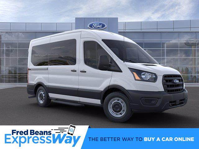 2020 Ford Transit 150 Med Roof RWD, Passenger Wagon #MFU0541 - photo 1