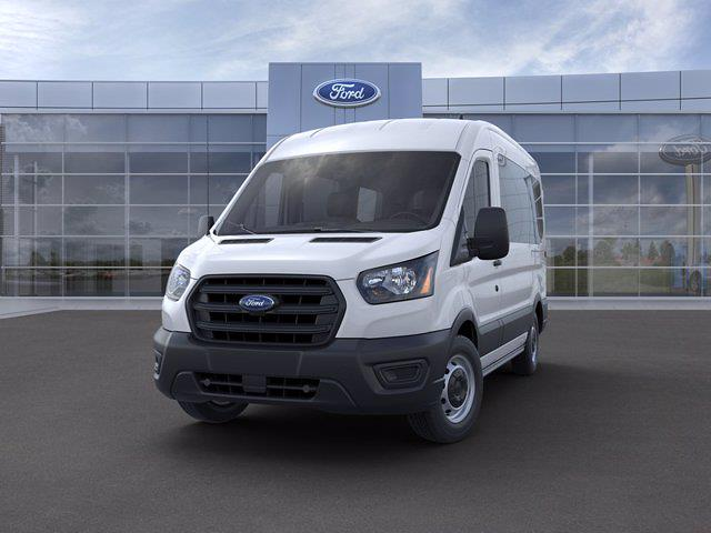 2020 Ford Transit 150 Med Roof RWD, Passenger Wagon #MFU0541 - photo 5