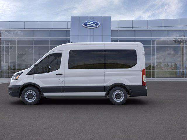 2020 Ford Transit 150 Med Roof 4x2, Passenger Wagon #MFU0541 - photo 2