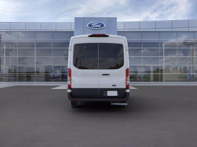 2020 Ford Transit 150 Med Roof RWD, Passenger Wagon #MFU0541 - photo 4