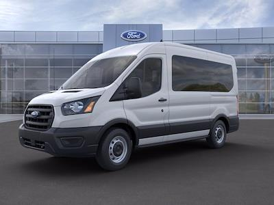 2020 Ford Transit 150 Med Roof RWD, Passenger Wagon #MFU0541 - photo 3