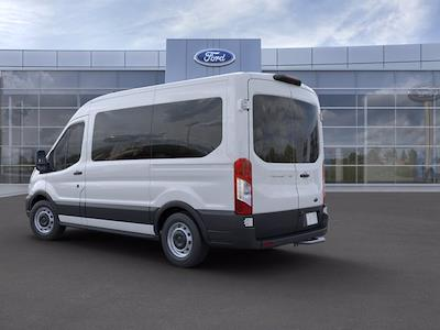 2020 Ford Transit 150 Med Roof RWD, Passenger Wagon #MFU0541 - photo 2