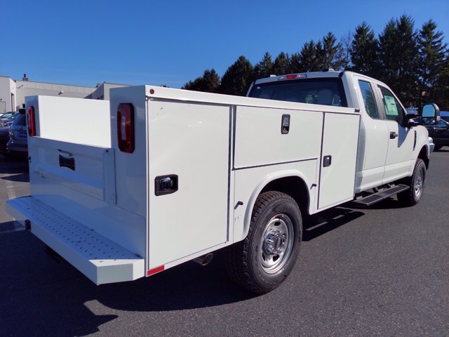 2020 Ford F-350 Super Cab 4x4, Knapheide Service Body #MFU0545 - photo 1