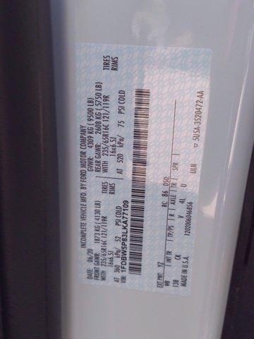 2020 Ford Transit 350 4x2, Reading Aluminum CSV Service Utility Van #MFU0570 - photo 11