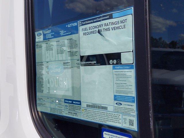 2020 Ford Transit 350 RWD, Reading Aluminum CSV Service Utility Van #MFU0570 - photo 12