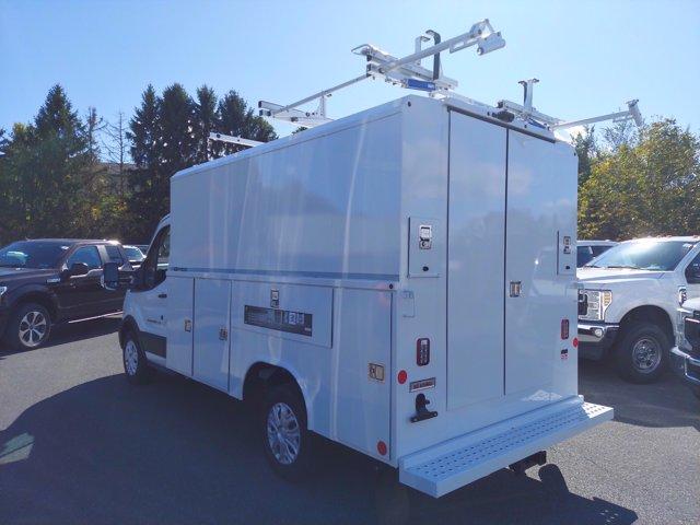 2020 Ford Transit 350 4x2, Reading Aluminum CSV Service Utility Van #MFU0570 - photo 5
