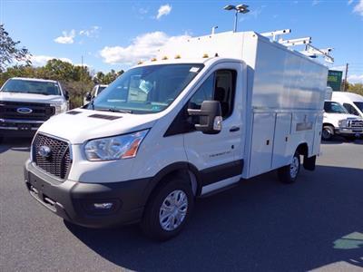2020 Ford Transit 350 4x2, Reading Aluminum CSV Service Utility Van #MFU0570 - photo 4