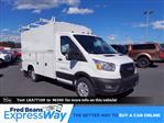 2020 Ford Transit 350 4x2, Reading Aluminum CSV Service Utility Van #MFU0570 - photo 1