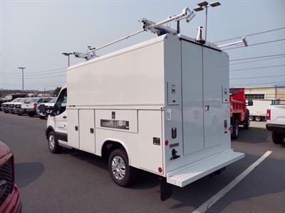 2020 Ford Transit 350 RWD, Reading Aluminum CSV Service Utility Van #MFU0587 - photo 4