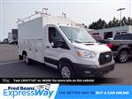2020 Ford Transit 350 RWD, Reading Aluminum CSV Service Utility Van #MFU0587 - photo 1