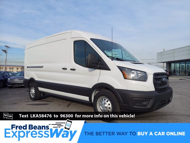 2020 Ford Transit 250 Med Roof AWD, Empty Cargo Van #MFU0609 - photo 1