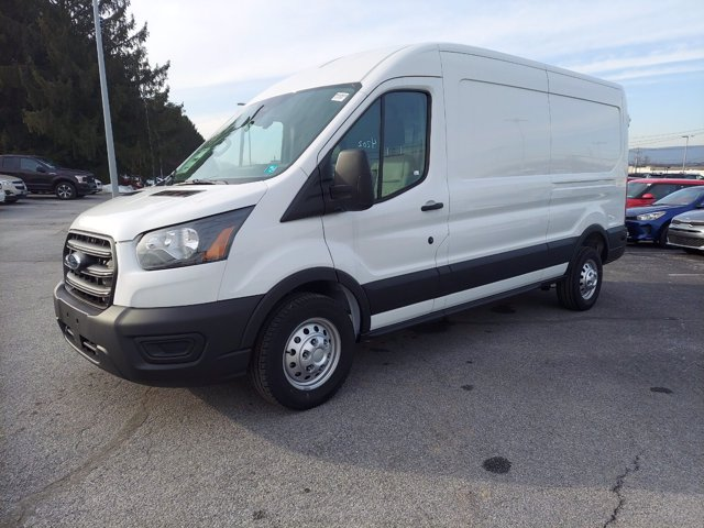 2020 Ford Transit 250 Med Roof AWD, Empty Cargo Van #MFU0609 - photo 3