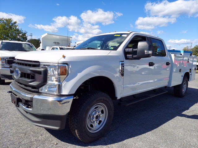 2020 Ford F-350 Crew Cab 4x4, Service Body #MFU0632 - photo 4