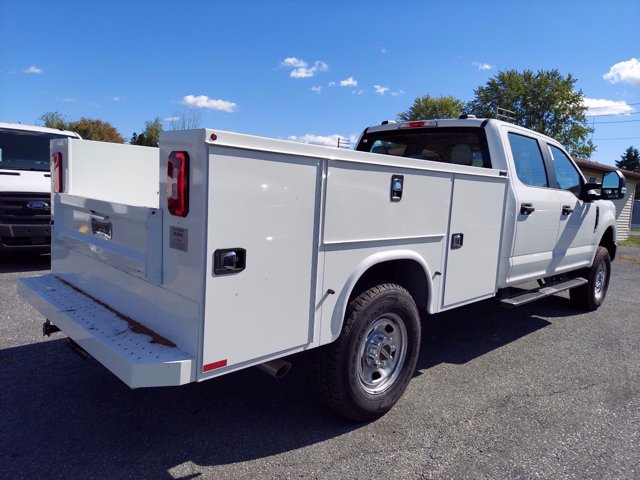 2020 Ford F-350 Crew Cab 4x4, Service Body #MFU0632 - photo 2