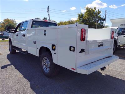 2020 Ford F-350 Crew Cab 4x4, Service Body #MFU0632 - photo 3