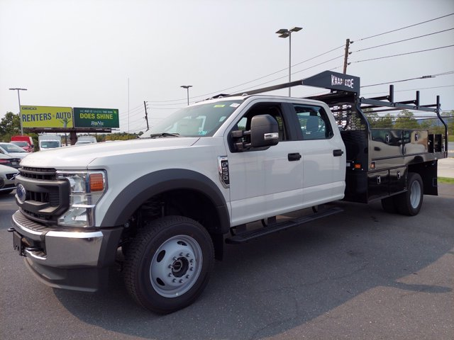 2020 Ford F-550 Crew Cab DRW 4x4, Knapheide Contractor Body #MFU0653 - photo 4
