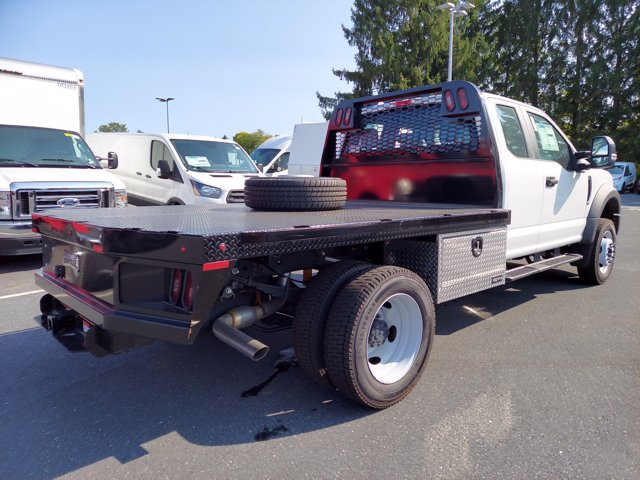 2020 Ford F-450 Super Cab DRW 4x4, Knapheide Platform Body #MFU0654 - photo 1
