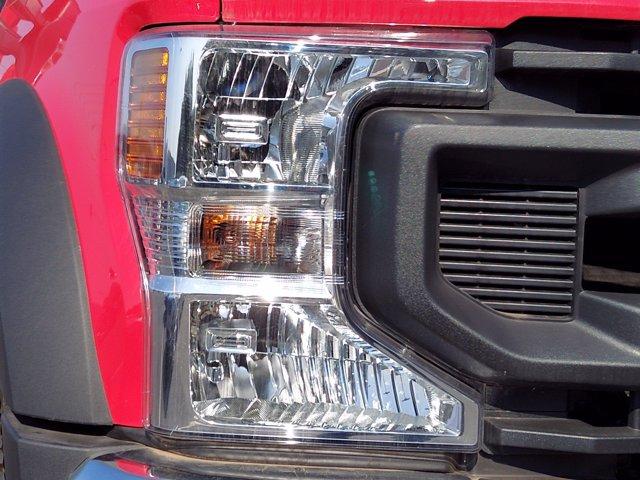 2020 Ford F-550 Regular Cab DRW 4x4, Rugby Eliminator LP Steel Dump Body #MFU0674 - photo 6