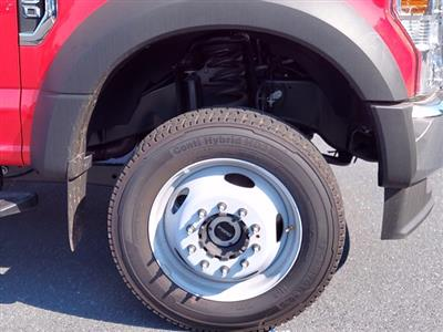 2020 Ford F-550 Regular Cab DRW 4x4, Rugby Eliminator LP Steel Dump Body #MFU0674 - photo 3