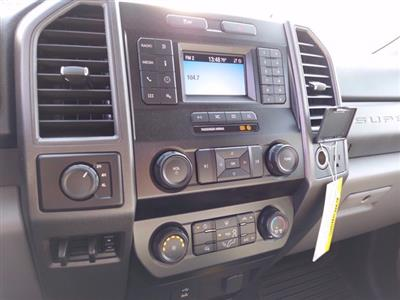 2020 Ford F-550 Regular Cab DRW 4x4, Rugby Eliminator LP Steel Dump Body #MFU0674 - photo 12
