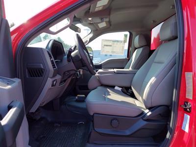 2020 Ford F-550 Regular Cab DRW 4x4, Rugby Eliminator LP Steel Dump Body #MFU0674 - photo 8