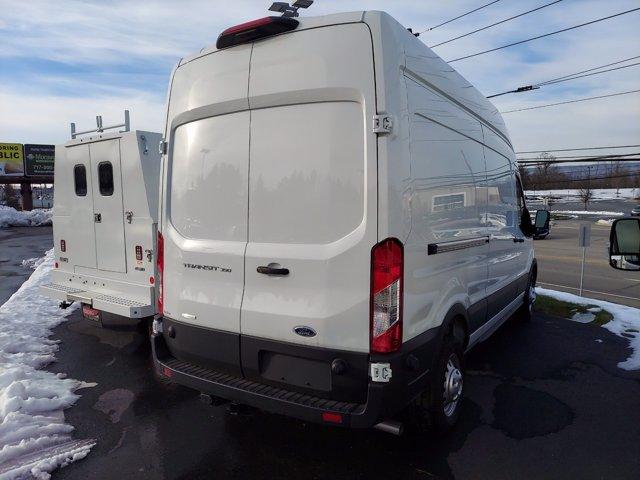2020 Ford Transit 350 High Roof 4x2, Empty Cargo Van #MFU0691 - photo 2