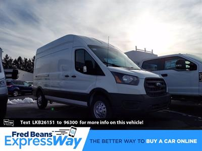 2020 Ford Transit 350 High Roof 4x2, Empty Cargo Van #MFU0691 - photo 1