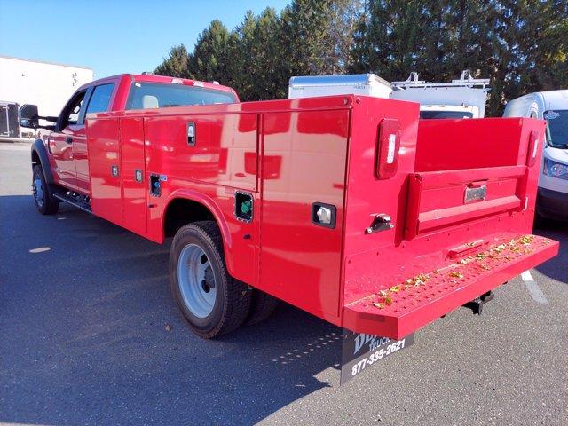 2020 Ford F-550 Crew Cab DRW 4x4, Knapheide Steel Service Body #MFU0702 - photo 5