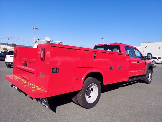 2020 Ford F-550 Crew Cab DRW 4x4, Knapheide Steel Service Body #MFU0702 - photo 2