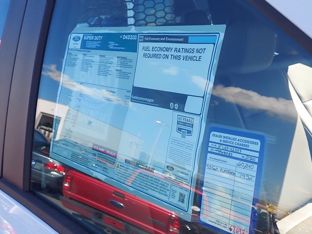 2020 Ford F-450 Super Cab DRW 4x4, Knapheide PGNB Gooseneck Platform Body #MFU0727 - photo 12