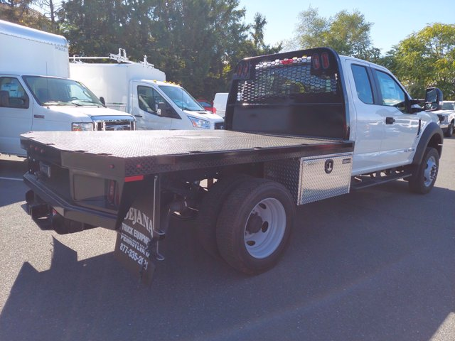 2020 Ford F-450 Super Cab DRW 4x4, Knapheide Platform Body #MFU0727 - photo 1