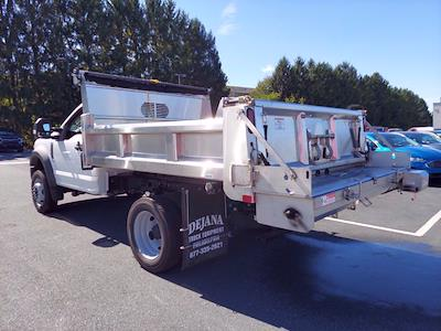 2020 Ford F-550 Regular Cab DRW 4x4, Rugby Eliminator LP Stainless Steel Dump Body #MFU0736 - photo 5