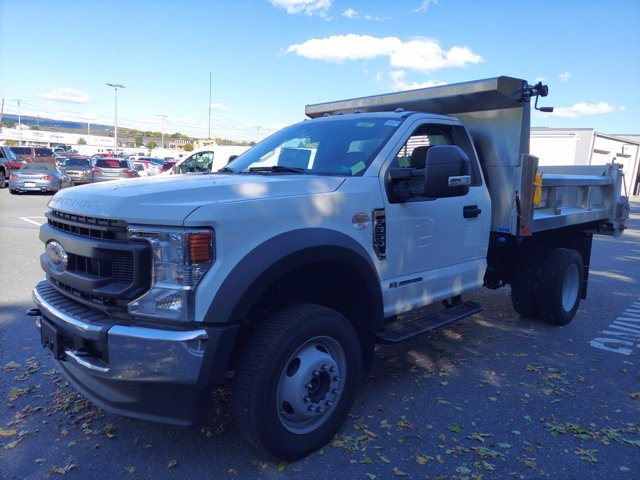 2020 Ford F-550 Regular Cab DRW 4x4, Rugby Eliminator LP Stainless Steel Dump Body #MFU0746 - photo 3