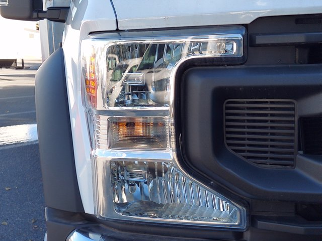 2020 Ford F-550 Regular Cab DRW 4x4, Rugby Eliminator LP Stainless Steel Dump Body #MFU0746 - photo 6