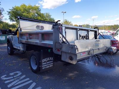 2020 Ford F-550 Regular Cab DRW 4x4, Rugby Eliminator LP Stainless Steel Dump Body #MFU0746 - photo 4