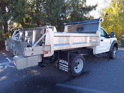 2020 Ford F-550 Regular Cab DRW 4x4, Rugby Eliminator LP Stainless Steel Dump Body #MFU0746 - photo 2