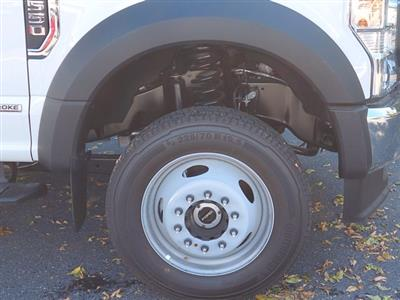 2020 Ford F-550 Regular Cab DRW 4x4, Rugby Eliminator LP Stainless Steel Dump Body #MFU0746 - photo 5