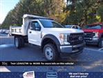 2020 Ford F-550 Regular Cab DRW 4x4, Rugby Eliminator LP Stainless Steel Dump Body #MFU0746 - photo 1