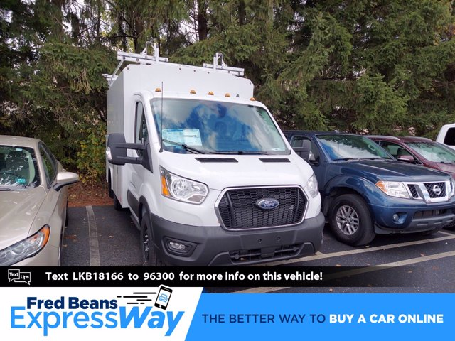 2020 Ford Transit 350 RWD, Reading Service Utility Van #MFU0747 - photo 1