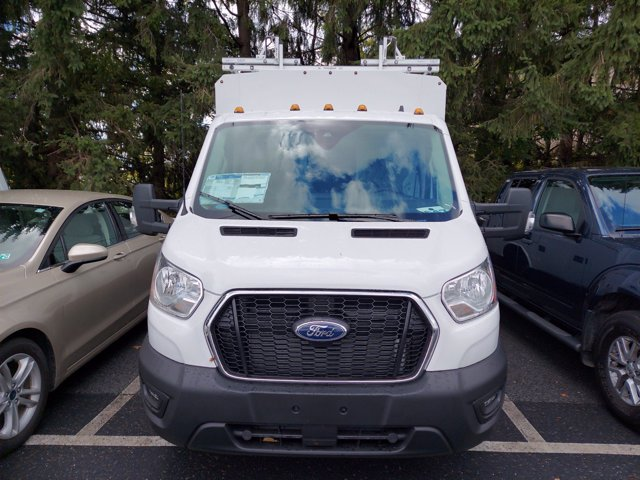 2020 Ford Transit 350 4x2, Reading Service Utility Van #MFU0747 - photo 1