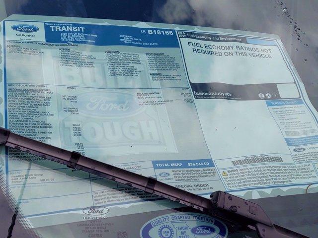 2020 Ford Transit 350 4x2, Reading Aluminum CSV Service Utility Van #MFU0747 - photo 5